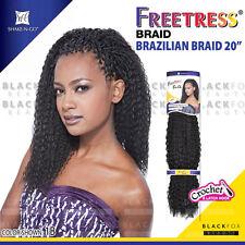 "BRAZILIAN BRAID 20"" Freetress Synthetic Crochet Braiding Hair"