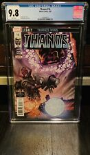 Thanos #16 CGC 9.8 1st print 1st full app Silver Surfer as The Fallen One Cosmic