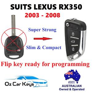 SUITS LEXUS RX350 RX 350 CAR REMOTE FLIP KEY FOB 2003 2004 2005 2006 2007 2008