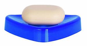 Trix Acrylic Soap Dish Blue Branded Product Swiss Design Blue
