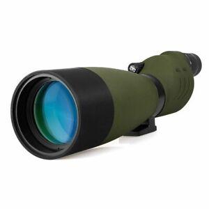 25-75x70mm Magnification Long Range Zoom Telescope Wide Angle Monocular Spotting