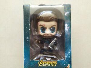 *NEW* Hot Toys Avengers Infinity War Captain America Cosbaby Marvel