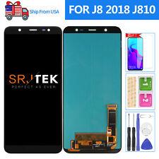 TFT para Samsung Galaxy J8 2018 J810 J810M Pantalla LCD Táctil de reemplazo de pantalla