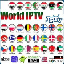 SUBSCRIPTION IP.TV SMARTER SMART IP.TV WORLDWIDE MAG 3 MONTH + VOD & ADULT 🔥