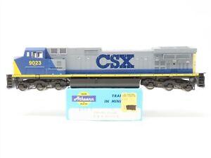 HO Scale Athearn 44919 CSX Transportation C44-9W Diesel Locomotive #9023