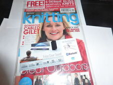 July Knitting Monthly Magazines in English