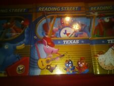 Lot Of 3 Children's Reading Street Books By Scot Foresman