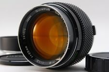 【AB- Exc w/Hood】Olympus OM-System G.ZUIKO AUTO-S 55mm f/1.2 MF Lens JAPAN #2742