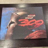 300 By Frank Miller & Lynn Varley Hardcover 1st Edition Dark Horse
