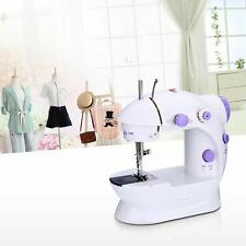 Handheld Sewing Machines Dual Speed Double Thread Multifunction Electrics Rewind