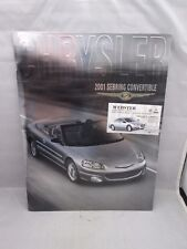 2001 Chrysler Sebring Convertible Brochure