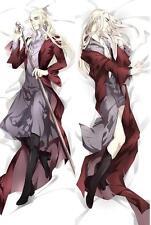 The Hobbit Elf Thranduil Handsome Male Dakimakura Hugging Body Pillow Case Cover