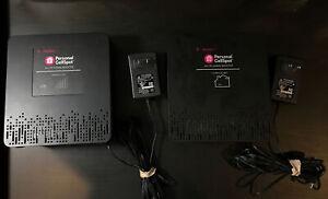 T-Mobile CEL-FI-D32-24 Personal CellSpot 4G LTE Signal Booster Window Unit Duo