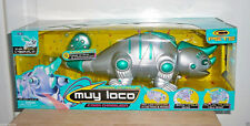 Trendmasters Muy Loco Cyber Chameleon Robot Electronic Wireless Remote Toy 1999