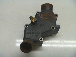 Mack E9 V8 Diesel Coolant Cooling Thermostat Housing Cover
