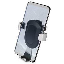 """3,6-6"""" Breite Metall Autotelefon Halter auf Kühlung Air Vent Outlet Einstellung"""