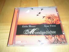 Edda Moser und Ivan Törzs - Mondgedichte CD