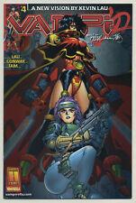 "Vampirella's Vampi #4 2000 ""Dark Angel Rising"" David Conway Kevin Lau Harris -K"
