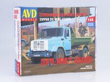 Kit model truck 1:43 ZIL-MMZ-45085