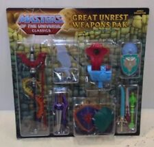 He-Man TV, Movie & Video Game Action Figure Accessories