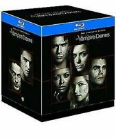 The Vampire Diaries Stagioni 1 A 8 Blu-Ray Nuovo (1000637796)