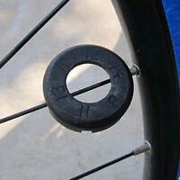 Schwarz Black 1 x Fahrrad Radfahren Speichenschlüssel Nippelspanner Werkzeu G2R7