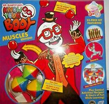 Dr Bonyfide's Know Your Body Muscles Edition Tillywig Toy Award Winner
