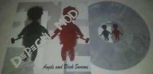 """12"""" LP Vinyl Depeche Mode - Angels and Black Swarms Joy Divison The Cure Nirvana"""
