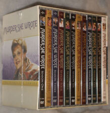 Murder, She Wrote: The Complete Series - Seasons 1 - 12, 63 DVD Box Set SEALED