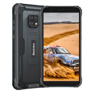 Blackview BV4900 Pro Android 10 4G Téléphone Débloqués 4Go+64Go Smartphone 4G