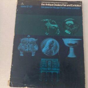 The Antique Dealers Queen Elizabeth Art Catalog June 27, 1968 062517nonrh2