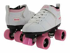 Chicago Bullet Ladies Speed Roller Skate –White 4