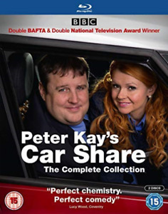 Peter Kays Car Share - The Comp Coll Bd BLU-RAY NEW