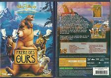 DVD - WALT DISNEY : FRERE DES OURS / COMME NEUF