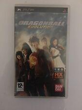 Dragonball Evolution PSP Halifax Italia Game (12+) UMD Sealed