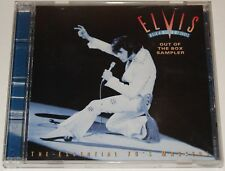 Elvis Presley Walk A Mile In My Shoes Promotion CD Out Of The Box Sampler