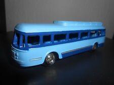 CIJ Chausson BUS RENAULT autobus lamiera RARE COLOUR TIN TOY CAR VOITURE old alt