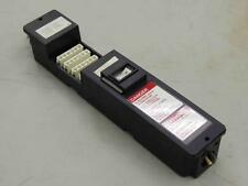 #15 Foxboro Power Bar Module Field Bus P0400GH Rev C