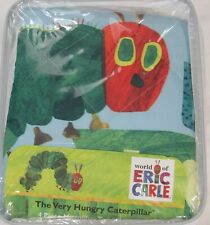 Eric Carle The Very Hungry Caterpillar Toddler Bedding Set 4 pc new in pkg