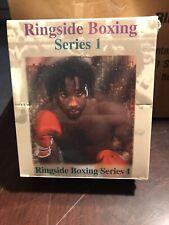 1996 RINGSIDE BOXING SERIES 1 SEALED BOX 24pk