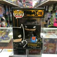 Funko POP Heroes Batman Damned Vinyl Figure with pop protector PX PREVIEWS