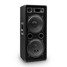 B-Ware* Malone PW-2222 PA DJ 3-Wege Box Lautsprecher 2 x