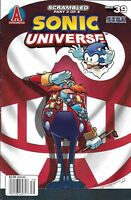 Sonic Universe Comic Issue 39 Modern Age First Print 2012 Ian Flynn Peppers