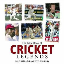 "Lamb, Stephen, Dellor, Ralph Little Book of Cricket Legends (Little Books) ""AS N"