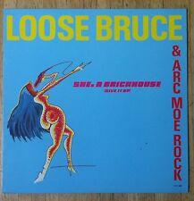 "LOOSE BRUCE & ARC MOE ROCK She's A Brickhouse 12""-Maxi/DUTCH"