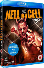 Official WWE - Hell in a Cell 2012 Blu-Ray