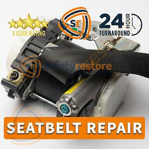For VW Jetta Dual Stage OEM Seat Belt Repair Pretensioner Rebuild Reset Recharge