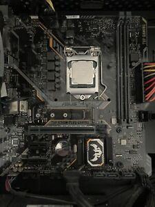 i7 8700 CPU And Micro ATX Motherboard Bundle