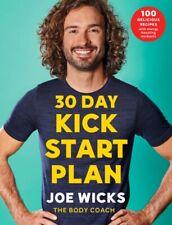 Brand New - 30 Day Kick Start Plan by Joe Wicks- 9781509856183