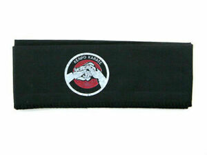 10 Kenpo Karate Martial Arts Headbands Black NEW IN PACKAGE Lot Bulk